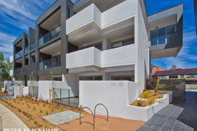 Picture of 23/14 New South Wales Crescent, FORREST ACT 2603