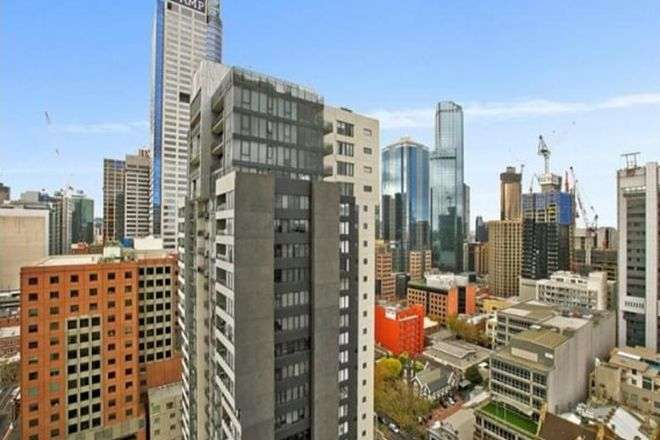Picture of 2504/200 SPENCER STREET, MELBOURNE VIC 3000