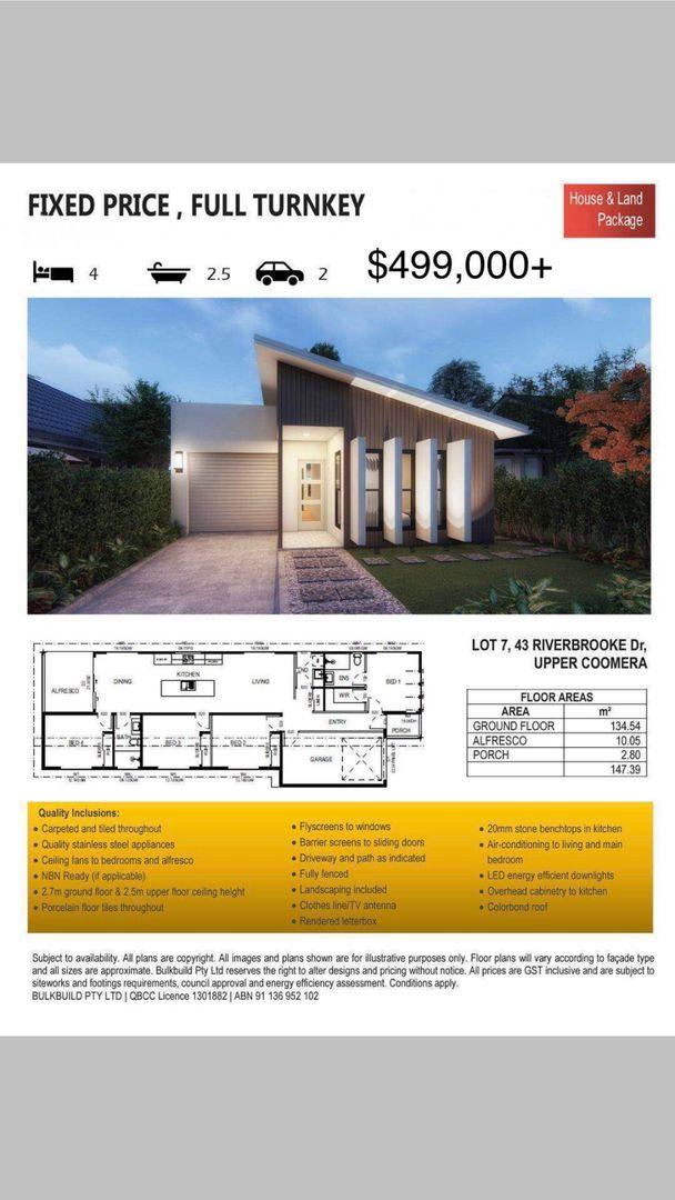 43 Riverbrooke Drive, Upper Coomera QLD 4209, Image 0