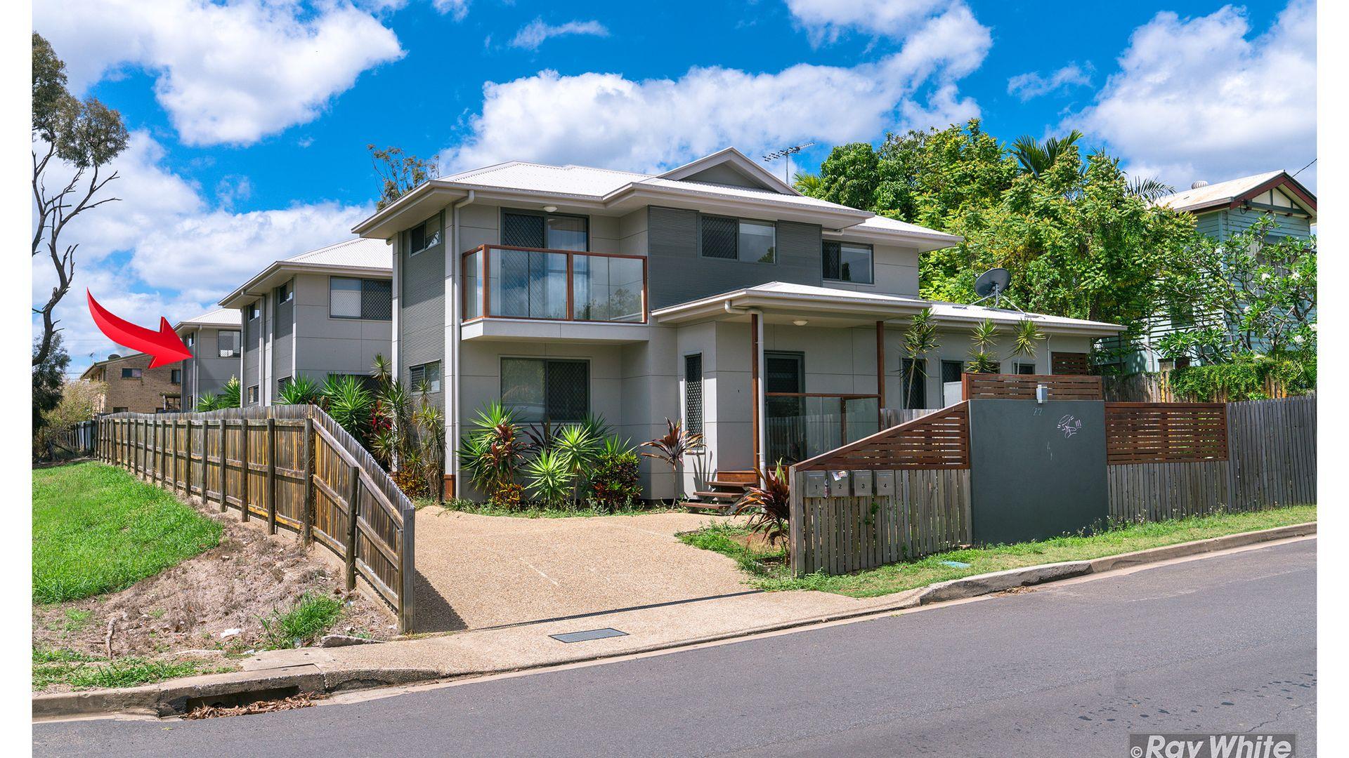 4/77 Livingstone Street, Berserker QLD 4701, Image 2