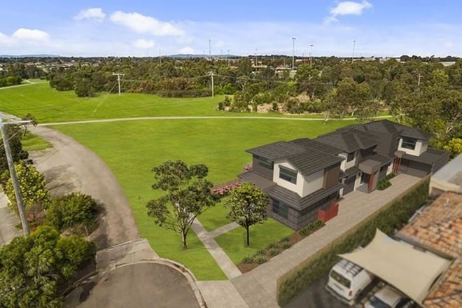 Picture of 3/7 Jukes Road, FAWKNER VIC 3060