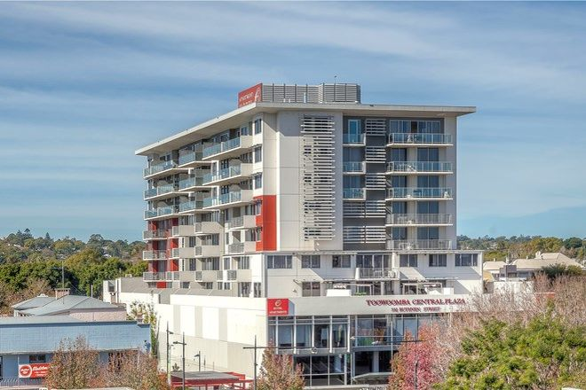 Picture of Unit 409/532 Ruthven Street, TOOWOOMBA CITY QLD 4350