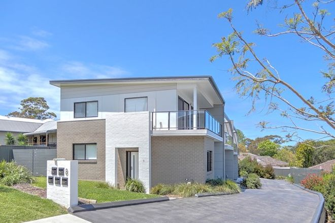 Picture of 4/8 Cowper Avenue, CHARLESTOWN NSW 2290