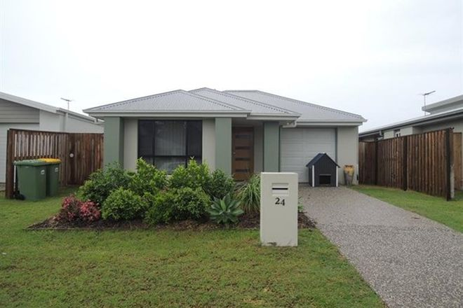 Picture of 24 Scarborough Circuit, BLACKS BEACH QLD 4740