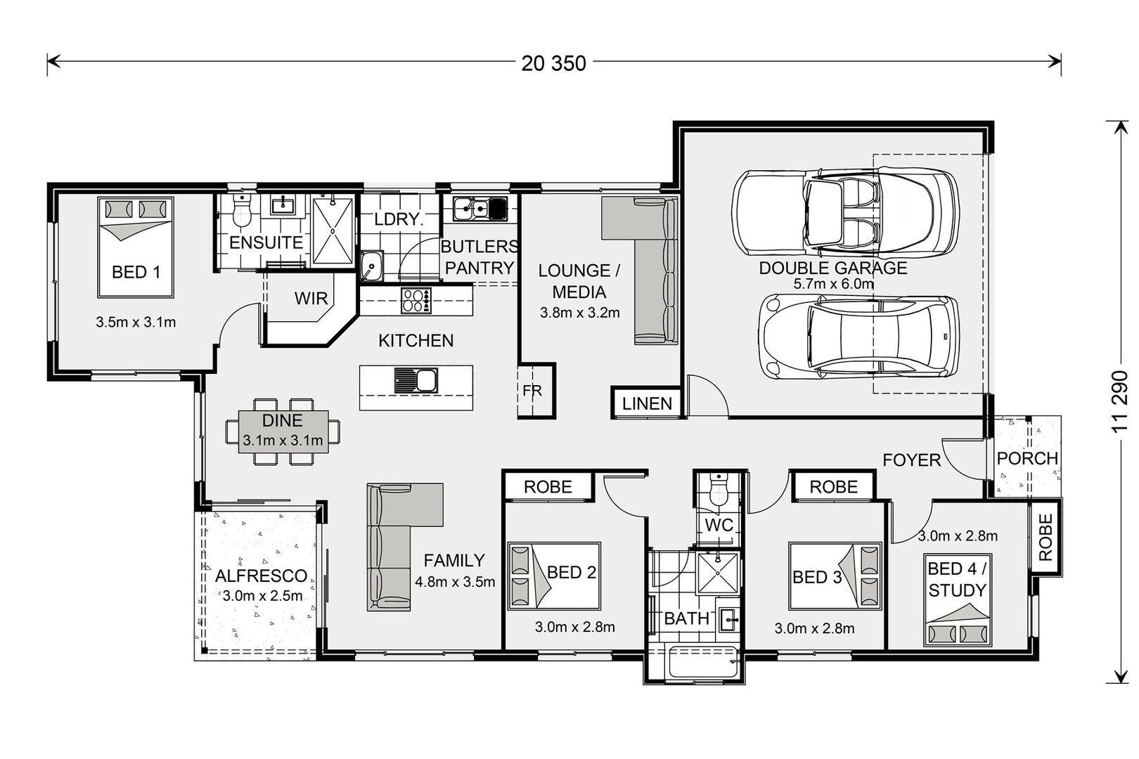 Lot 1296 Ficus Drive, Palmview QLD 4553, Image 2