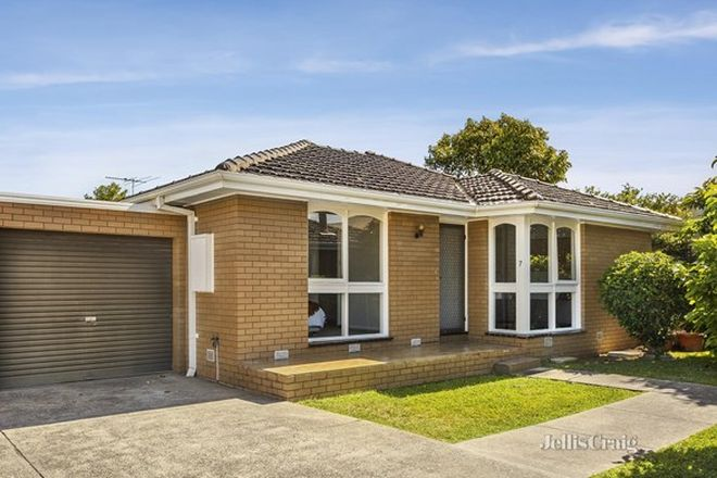 Picture of 7/27 Alma Street, WEST FOOTSCRAY VIC 3012
