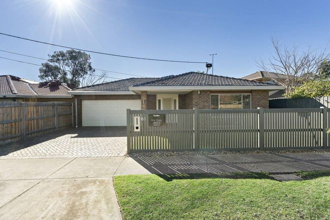Picture of 81 Tarongo Drive, ASPENDALE VIC 3195
