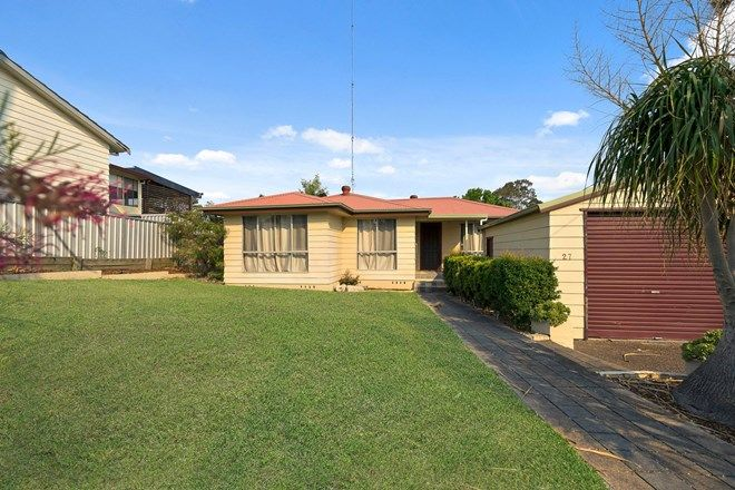 Picture of 27 Halewood Close, BLACKALLS PARK NSW 2283