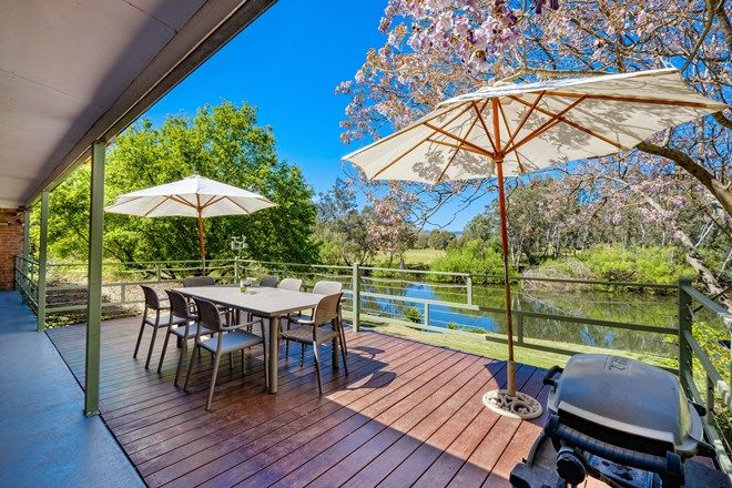 Picture of 3137 River Road, JINGELLIC NSW 2642