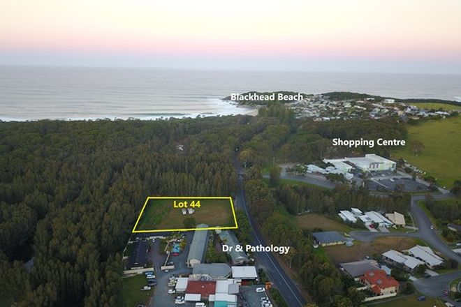 Picture of Lot 44 Blackhead Road, BLACK HEAD NSW 2430