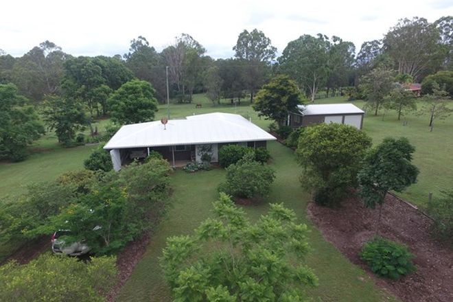 Picture of 15 Upper Widgee Road, WIDGEE QLD 4570