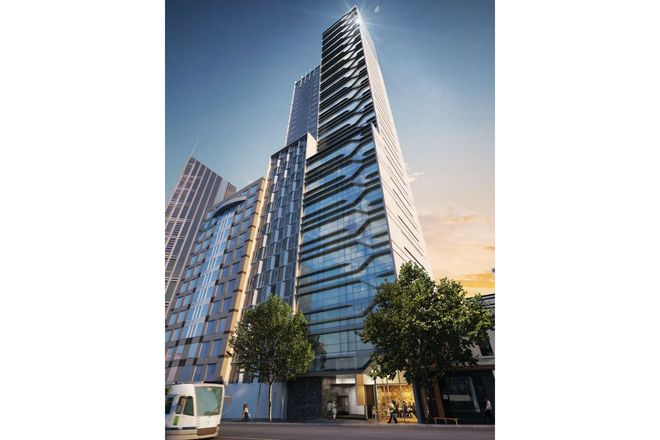 Picture of 1801/327 LA TROBE STREET, MELBOURNE VIC 3000