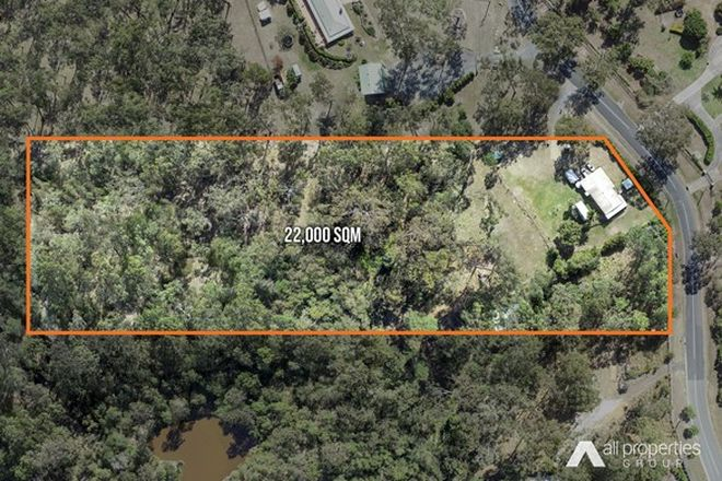 Picture of 100 Dickman Road, FORESTDALE QLD 4118