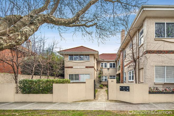 Picture of 5/24 Shelley Street, ELWOOD VIC 3184