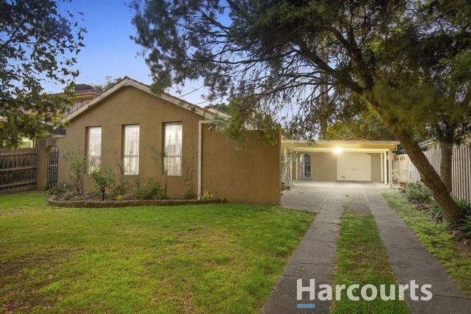 Picture of 16 McCrae Close, SCORESBY VIC 3179