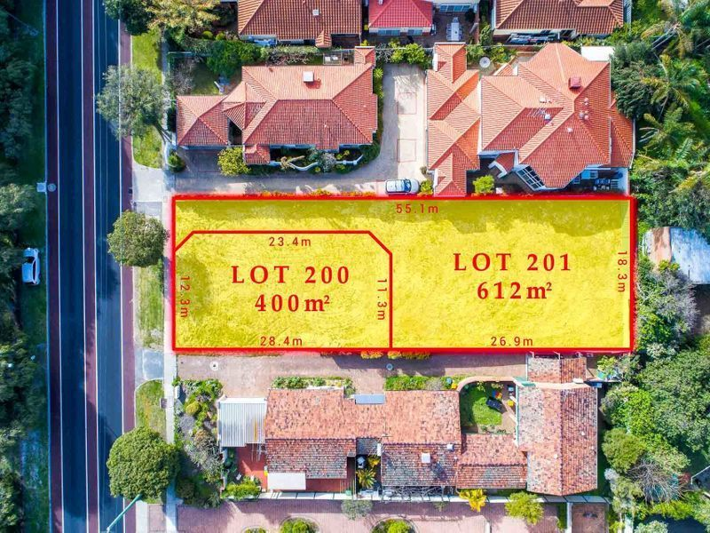 Lot 200/106 Labouchere Road, South Perth WA 6151, Image 1
