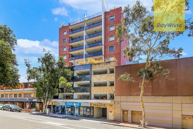 Picture of 28/24 Campbell Street, PARRAMATTA NSW 2150