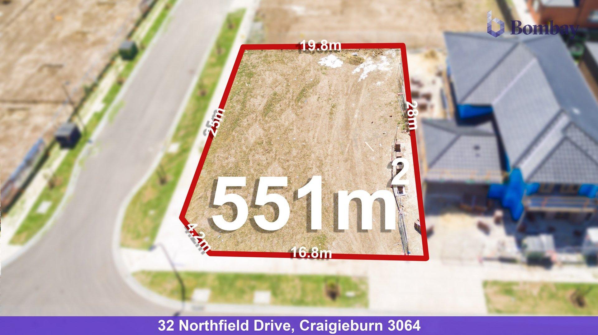 32 (Lot 31806) Northfield Drive, Craigieburn VIC 3064, Image 0