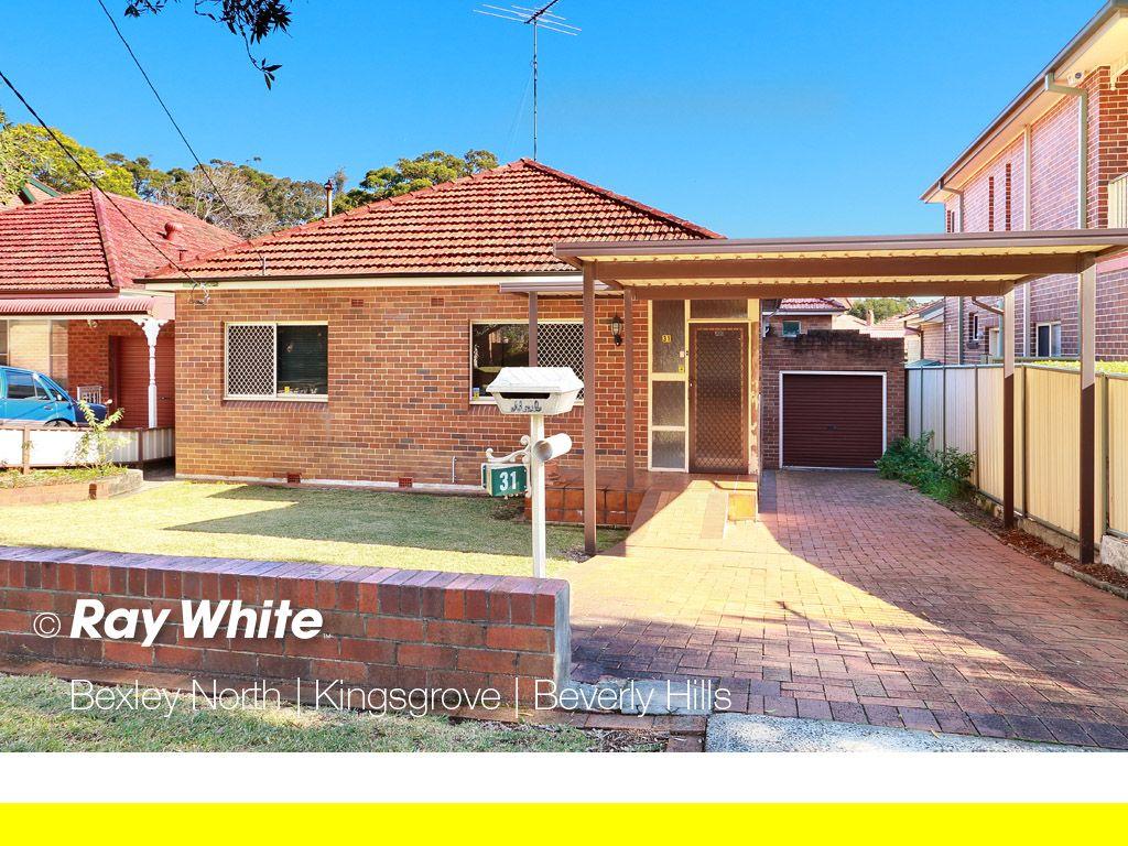 31 Monaro Avenue, Kingsgrove NSW 2208, Image 0