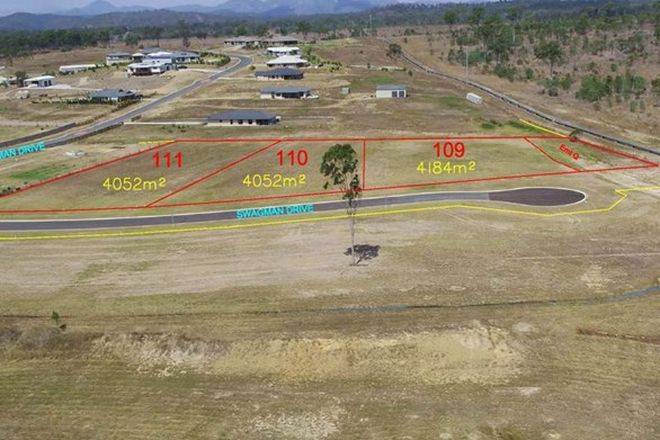 Picture of Lot 109 - 111 SWAGMAN DRIVE, BENARABY QLD 4680