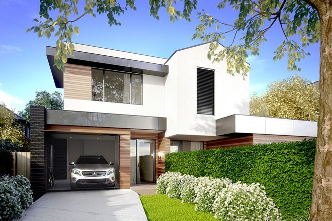 Picture of 86-86a Brougham Street, KEW VIC 3101