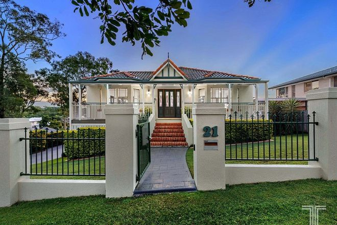 Picture of 21 Golden Oak Crescent, CARINDALE QLD 4152