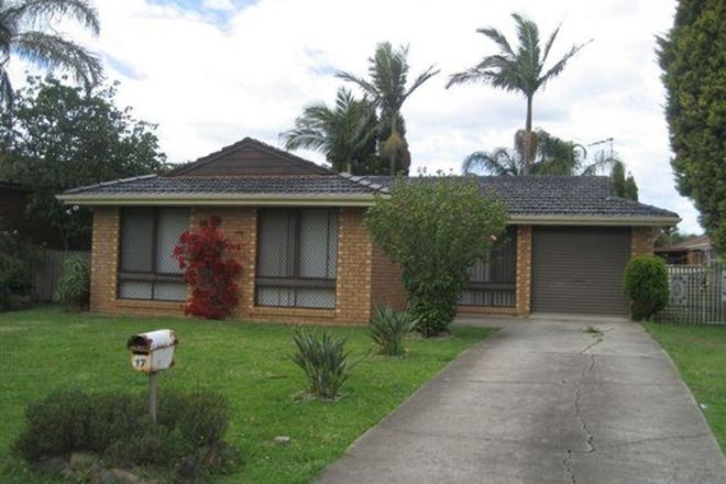 Picture of 17 Whitlam Ave, EDENSOR PARK NSW 2176