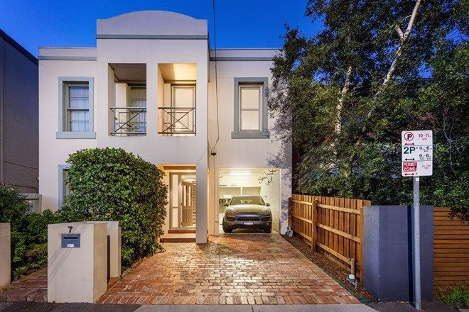 Picture of 7 Alexandra Street, SOUTH YARRA VIC 3141