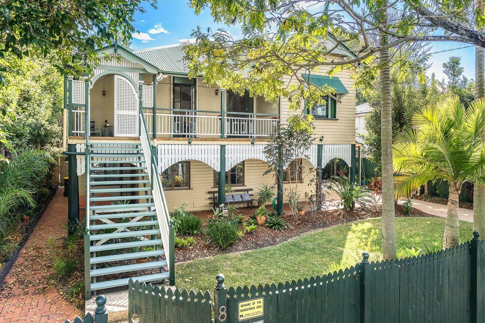 8 Kent Road, Wooloowin QLD 4030, Image 0