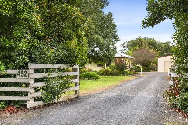 Picture of 452 Bacchus Marsh Road, BULLENGAROOK VIC 3437