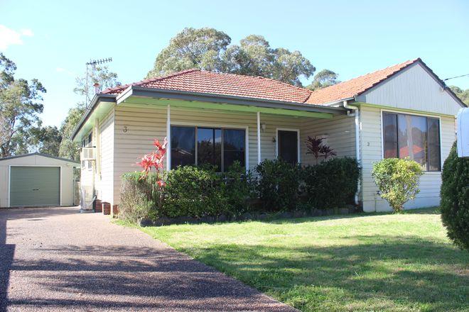 Picture of 3 GRAYSON AVENUE, KOTARA NSW 2289