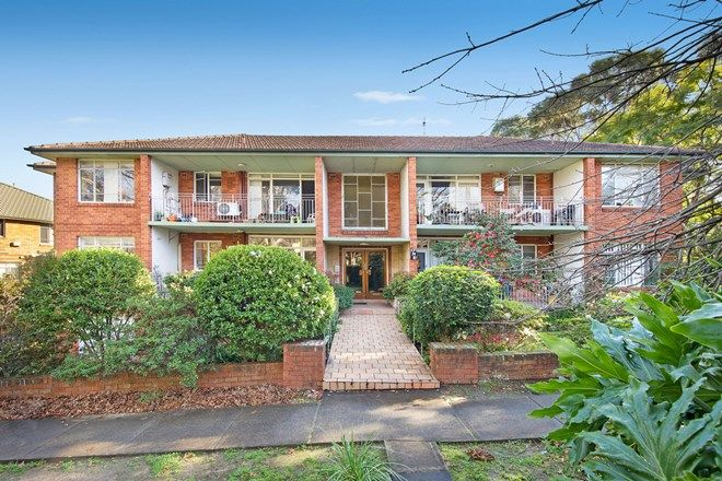 Picture of 4/1 Gladstone Parade, LINDFIELD NSW 2070