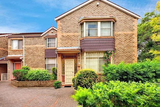 Picture of 4/32 Homebush Road, STRATHFIELD NSW 2135