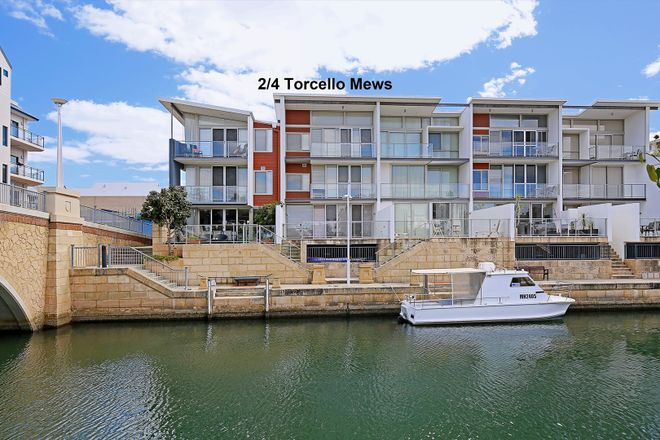 Picture of 2/4 Torcello Mews, MANDURAH WA 6210
