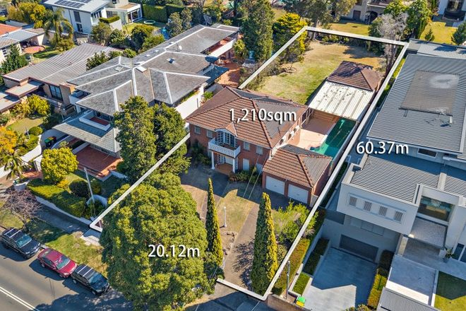 Picture of 23 Wallis Ave, STRATHFIELD NSW 2135