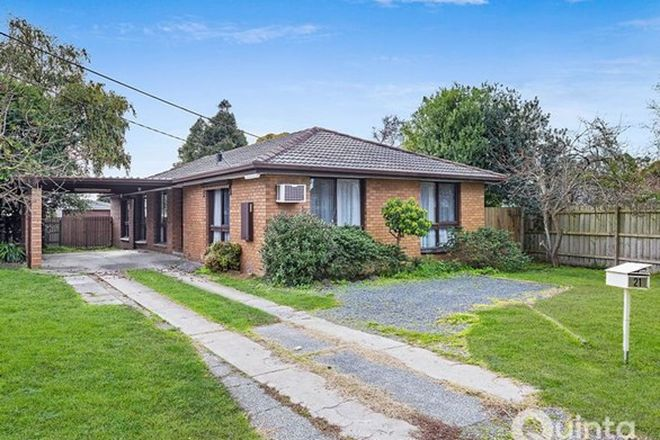 Picture of 21 Falconer Road, BORONIA VIC 3155