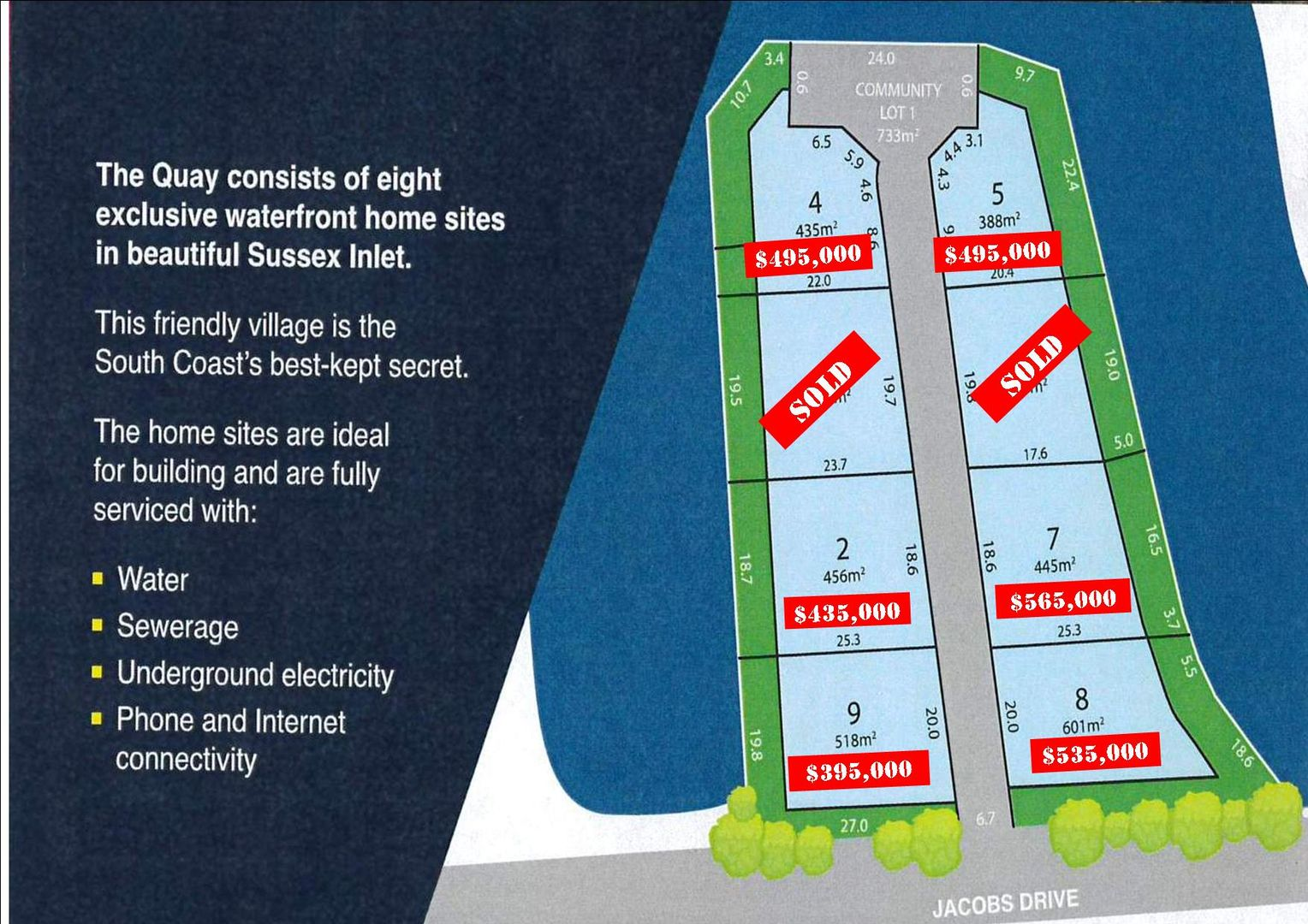 Lot 123 Jacobs Drive, Sussex Inlet NSW 2540, Image 0