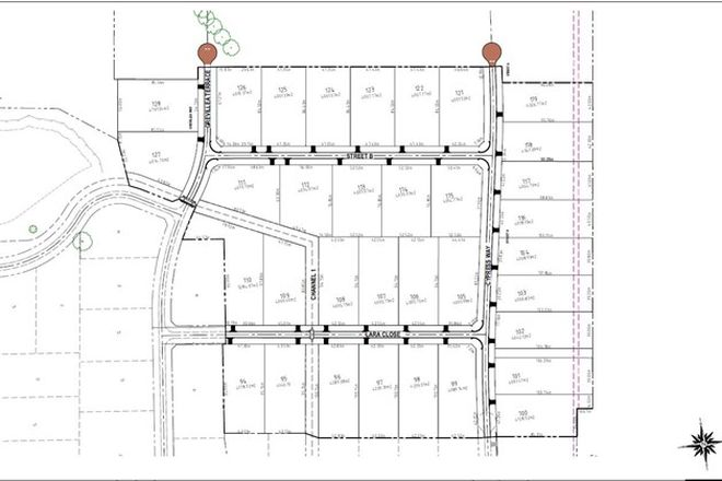 Picture of Lot 111 Aurora Terrace, MULWALA NSW 2647