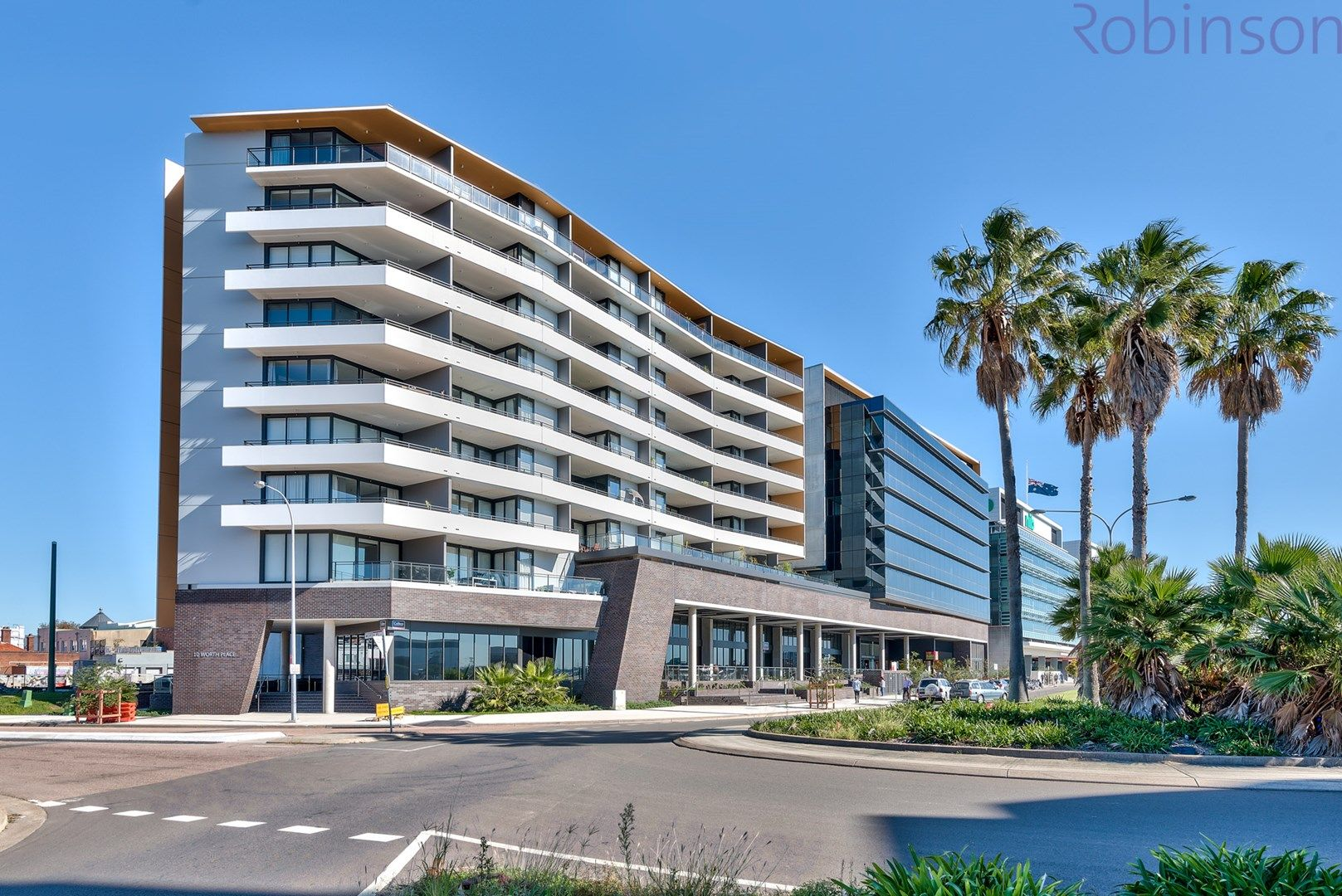906/10 Worth Place, Newcastle NSW 2300, Image 0