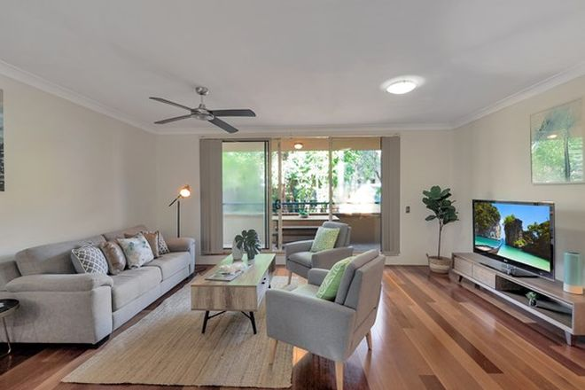 Picture of 27K/19-21 George Street, NORTH STRATHFIELD NSW 2137