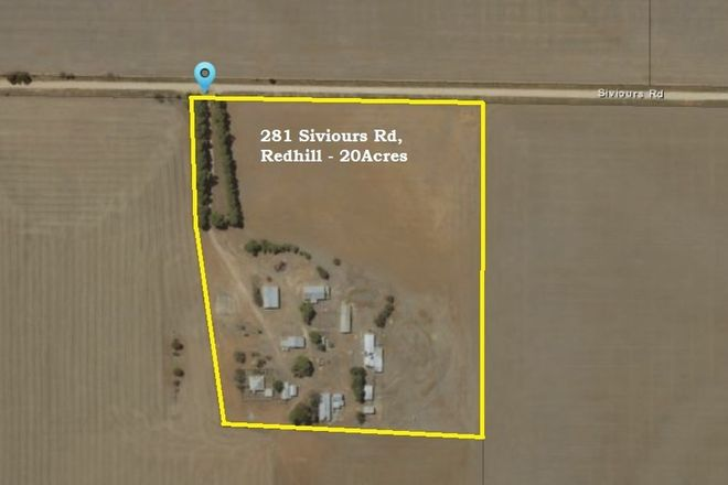 Picture of 281 Siviours Rd, REDHILL SA 5521