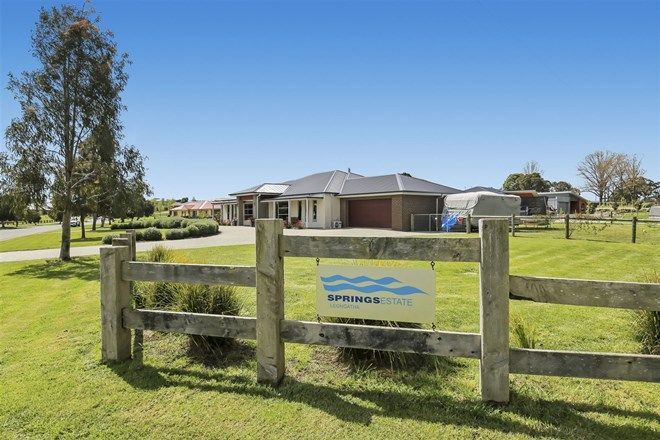 Picture of 2 Tarwin Ridge Boulevard, LEONGATHA VIC 3953