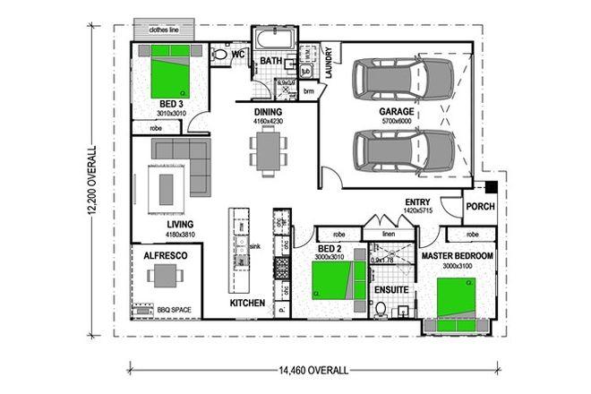 """Picture of Lot 14 Bruckner Hill Rd """"BRUCKNER HILL ESTATE"""", BOONAH QLD 4310"""