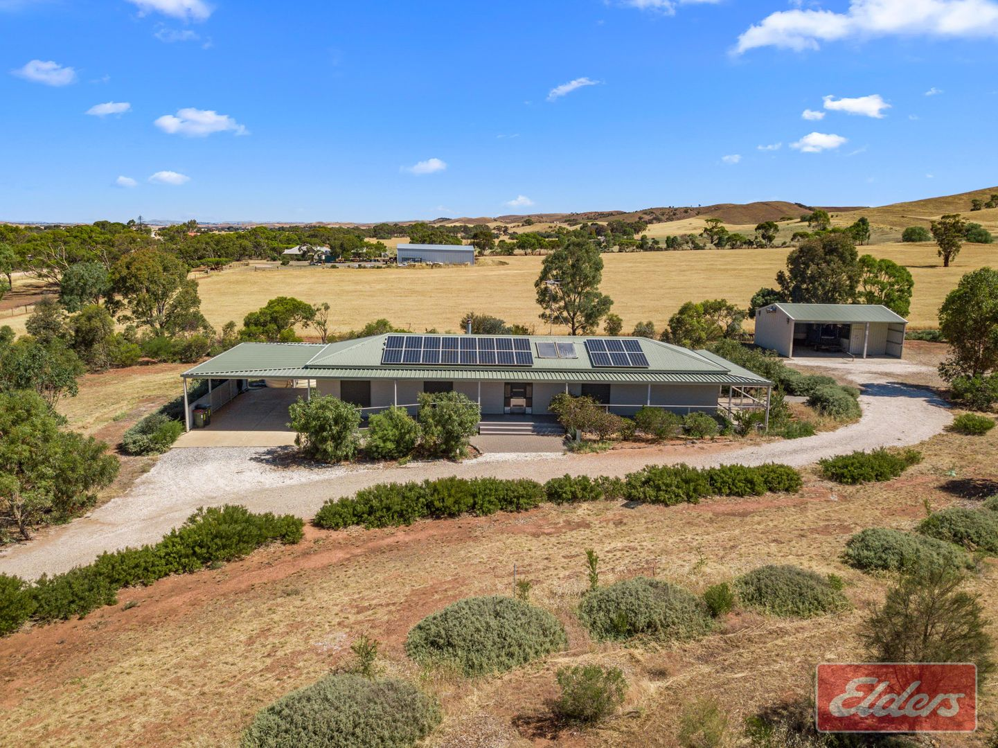 81 STOCK ROUTE ROAD (via Point Pass), Eudunda SA 5374, Image 1