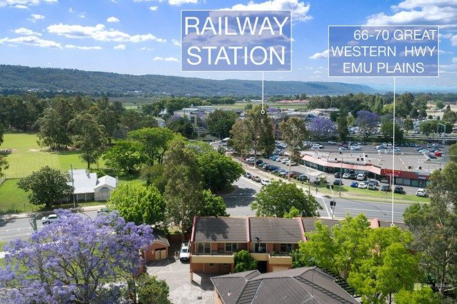 Picture of 18/66-70 Great Western Highway, EMU PLAINS NSW 2750