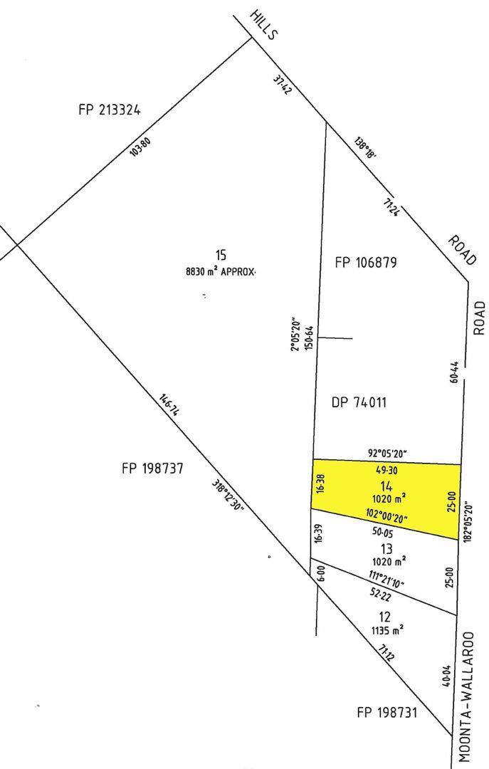 64 (Lot 14) Moonta - Wallaroo Road, Moonta SA 5558, Image 1