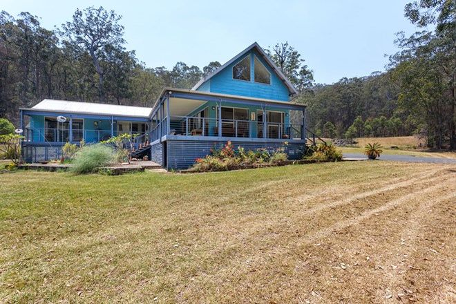 Picture of 34 Hubbards Road South, MAYERS FLAT NSW 2423