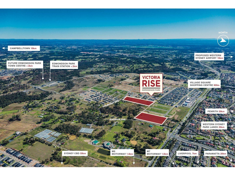 Lots @ Victoria Rise Stage 2, Edmondson Park NSW 2174, Image 1