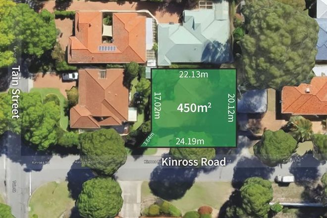 Picture of 26 Kinross Road, APPLECROSS WA 6153