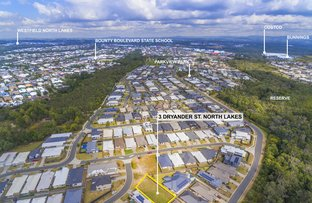 Picture of 3 Dryander Street, North Lakes QLD 4509